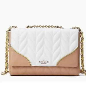 NWT! KATE SPADE briar lane quilted emelyn